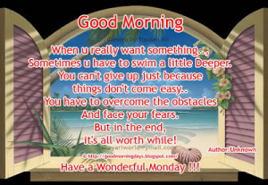 Good Morning Friends Inspiring Quotes for 22-03-2010