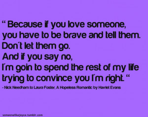 Hopeless Romantic by Harriet Evans