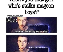magcon fan quotes with the original magcon