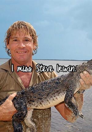 Crikey, Steve was great!
