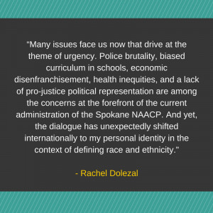 SLIDESHOW: 5 telling quotes from Rachel Dolezal's resignation | www ...
