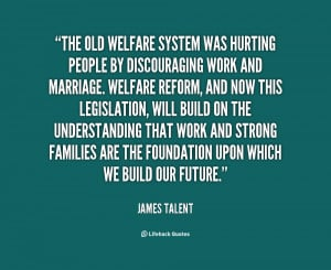 Quotes About People On Welfare