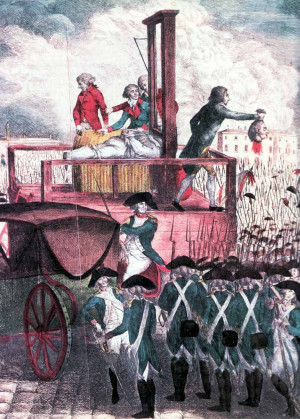 During France's Reign of Terror, Tens of Thousands are Executed ...