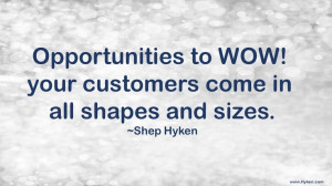 WOW your customers! | Business and Customer Service Quotes | Pinterest