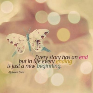 new beginning new beginning picture quote