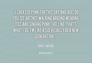Punk Quotes Preview quote
