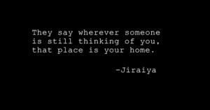 Jiraiya Quotes http://instantkarma83.tumblr.com/search/quotes