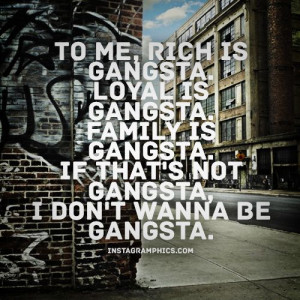 Gangster Quotes And Sayings Gangster quotes