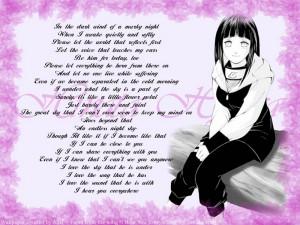 Kata Bijak (Quotes) Hinata Hyuga