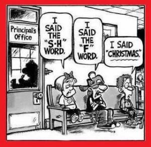 Christmas funny but sad