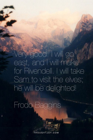 ... Frodo Baggins #lordoftherings #lotr #fantasy #movies #books #quotes #