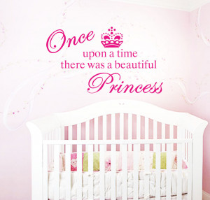 Princess Quotes For Girls Sticker quote for girls