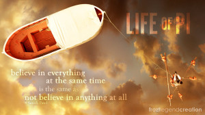 Life of PI Quote