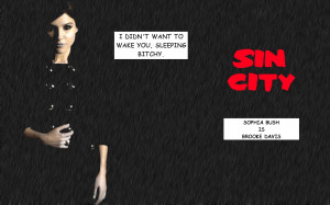 Brooke Davis Brooke Davis Sin City