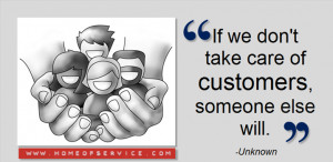 Expert Customer Service Quotes
