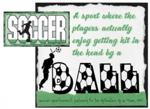 Cute Soccer Quotes | Soccer quote. Word