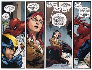 Spider-Man Comics Quote-5