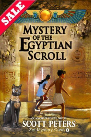 Like reading about ancient Egypt? Only 99 cents!