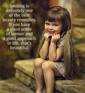 Smiling is What's #Beautiful
