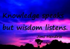 Wisdom / Knowledge – Inspirational Quotes, Pictures & Motivational ...