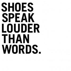 Shoe Quotes