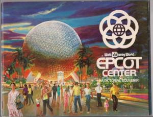 Disney World Epcot 1982