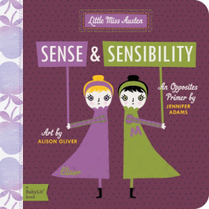 Sense and Sensibility Baby Lit Book