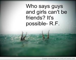 Opposite Gender Friendship- Is Possible