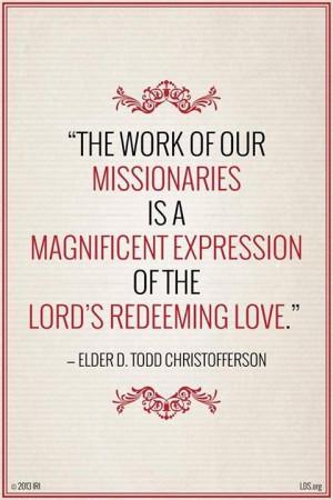 Missionary Work