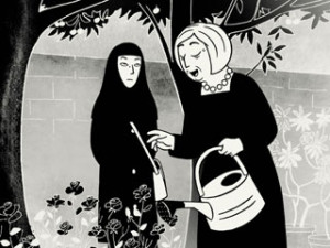 DRAWING ACCLAIM The stunning animated film Persepolis offers a ...