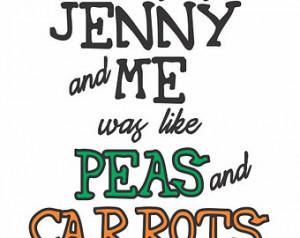 Jenny Forrest Gump Boat Orange - forrest gump