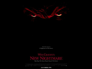 Wes Craven's New Nightmare Dvd from Warner Bros.