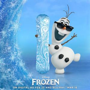olaf the snowman wallpaper