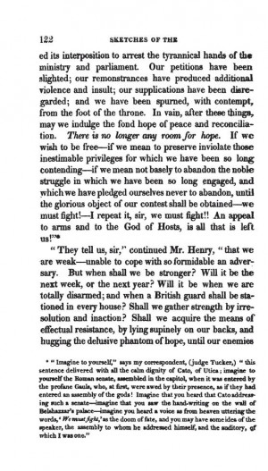 Patrick Henry, Give Me Liberty or Give Me Death, 1775-03-23, page 4