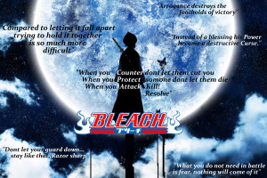 bleach quotes by copperback01 bleach quote for any bleach fans