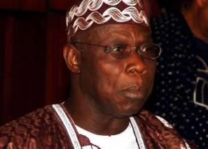 Obasanjo Olusegun Nigerian President