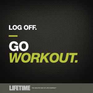 Life Time Fitness — Motivational Quotes (Social Media)