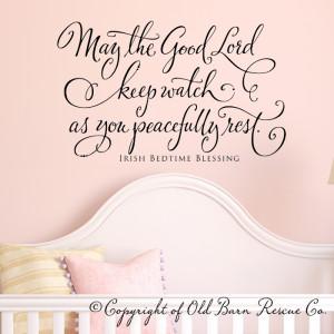 Picture Credit: oldbarnrescue.com/2011/02/irish-bedtime-blessing/