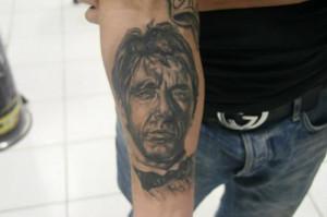 Scarface Al Pacino Tony Montana Tattoos Tattoo Designs Pictures ...
