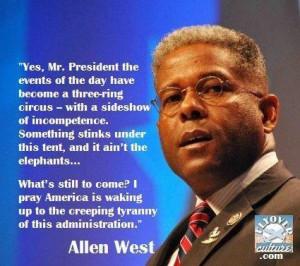 Allen West quote