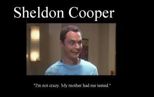 Sheldon Cooper Years Ago...