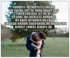 Quotes Almost Lover