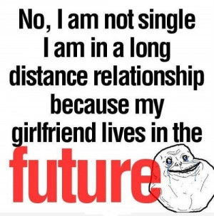 Forever Alone Quote!