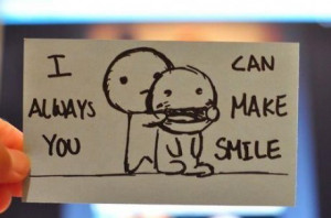 cute, quote, smile