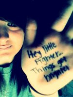 smile #strong #brighter #selfie