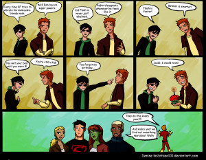 Young Justice Robin Stinson