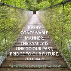 Genealogy - Quotes