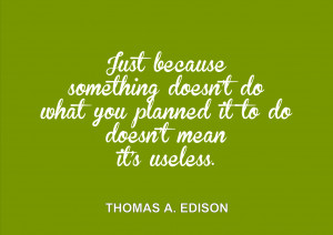 ... the quote of the month february after finalising the applications for