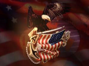 Military American Pride