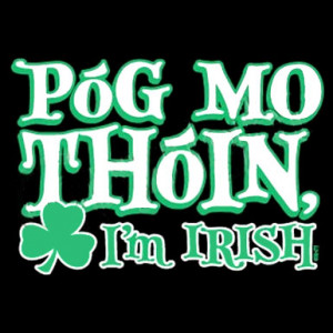 Irish Gaelic Phrases